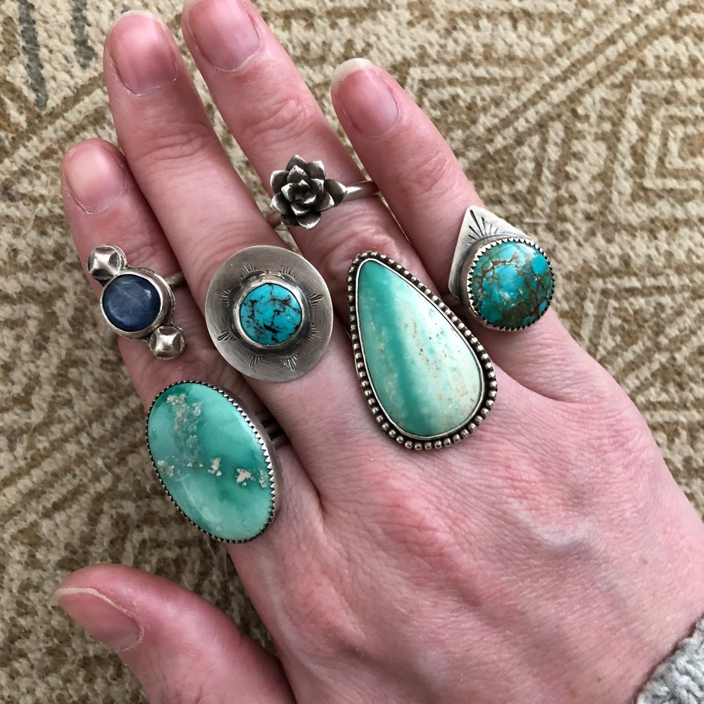 LunaSavita   Dreamy blues are my favorite!  #turquoise #yuccafest