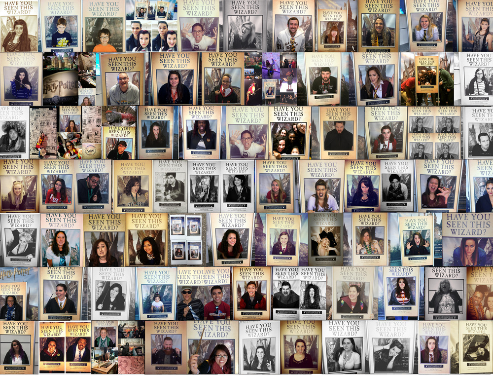 Images found through a hashtag search of the event #hpcelebration