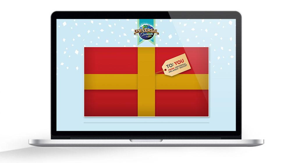 universal holiday ecard christy schrack portfolio