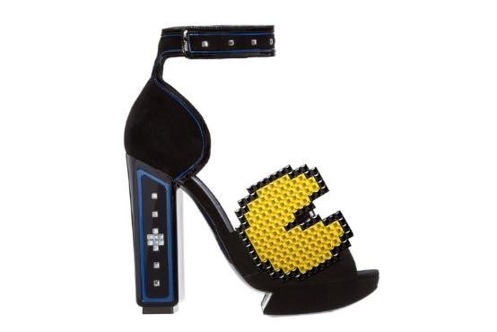 Nicholas Kirkwood Pac-Man Heels
