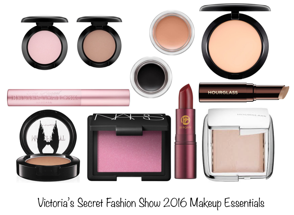 VS Fashion Show Essentials