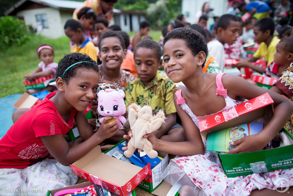 Operation Christmas Child    Boxes Available Now!