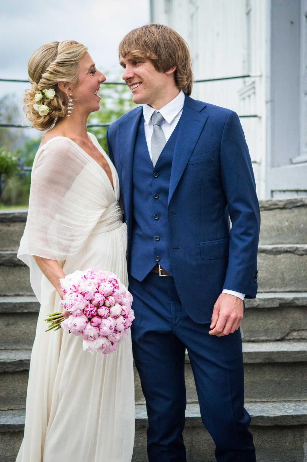Devon and Kristins Norway Wedding