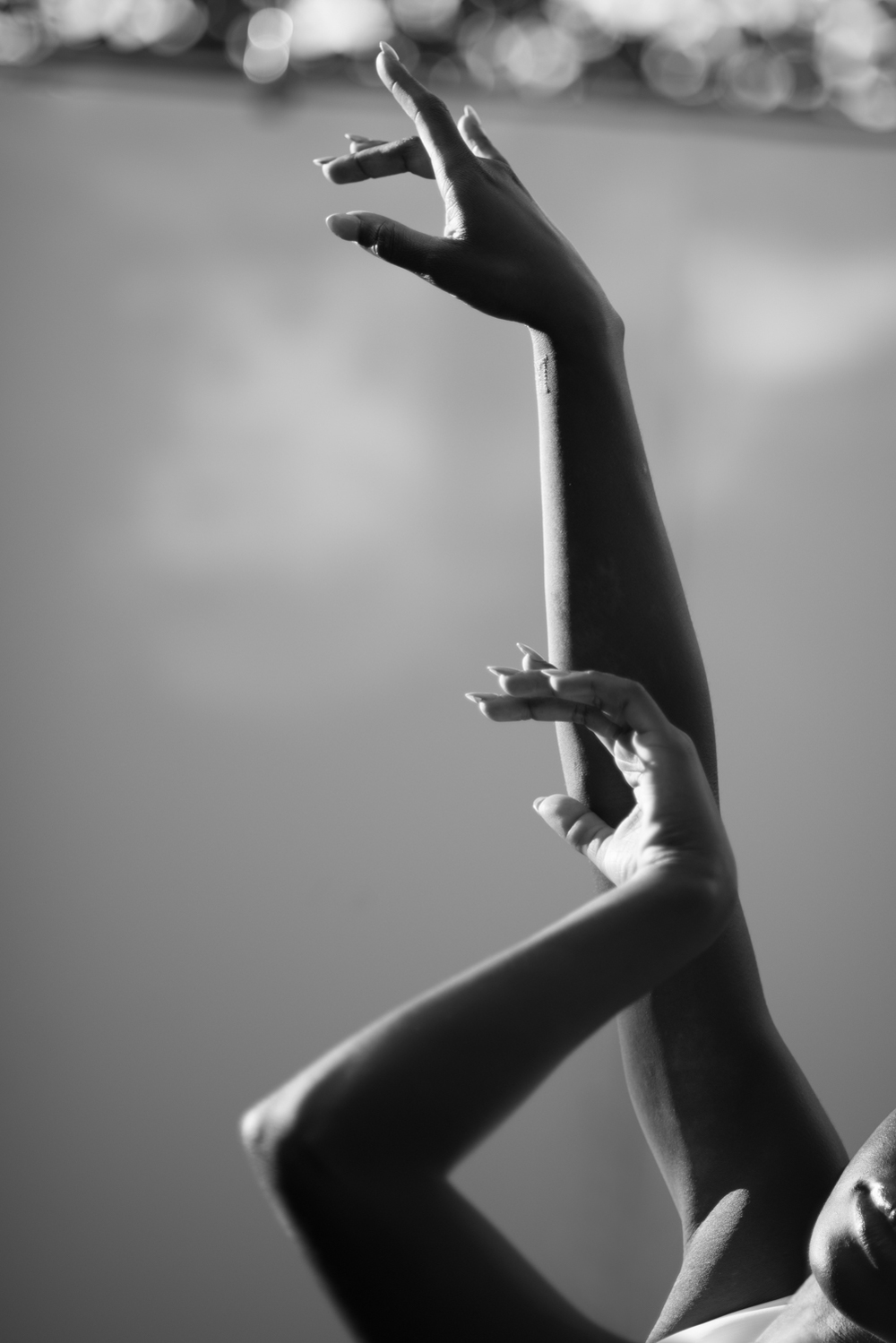 Michaela DePrince, Dancer for the Dutch National Ballet. Featured in Vogue.it