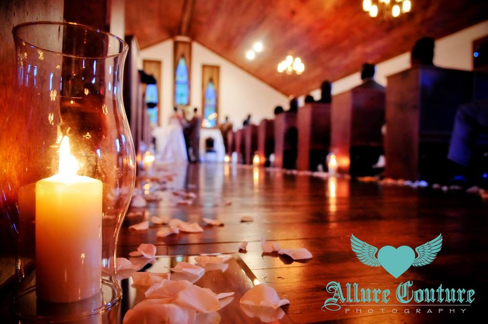 Hidden Acres Chapel | Allure Couture Photography