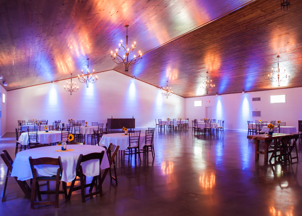 The Ballroom at Hidden Acres | Photographs by Andrea