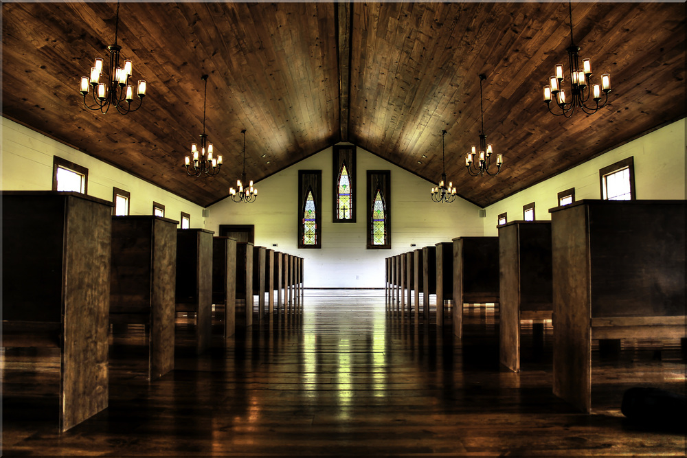The Chapel at Hidden Acres | Southern Living Photography