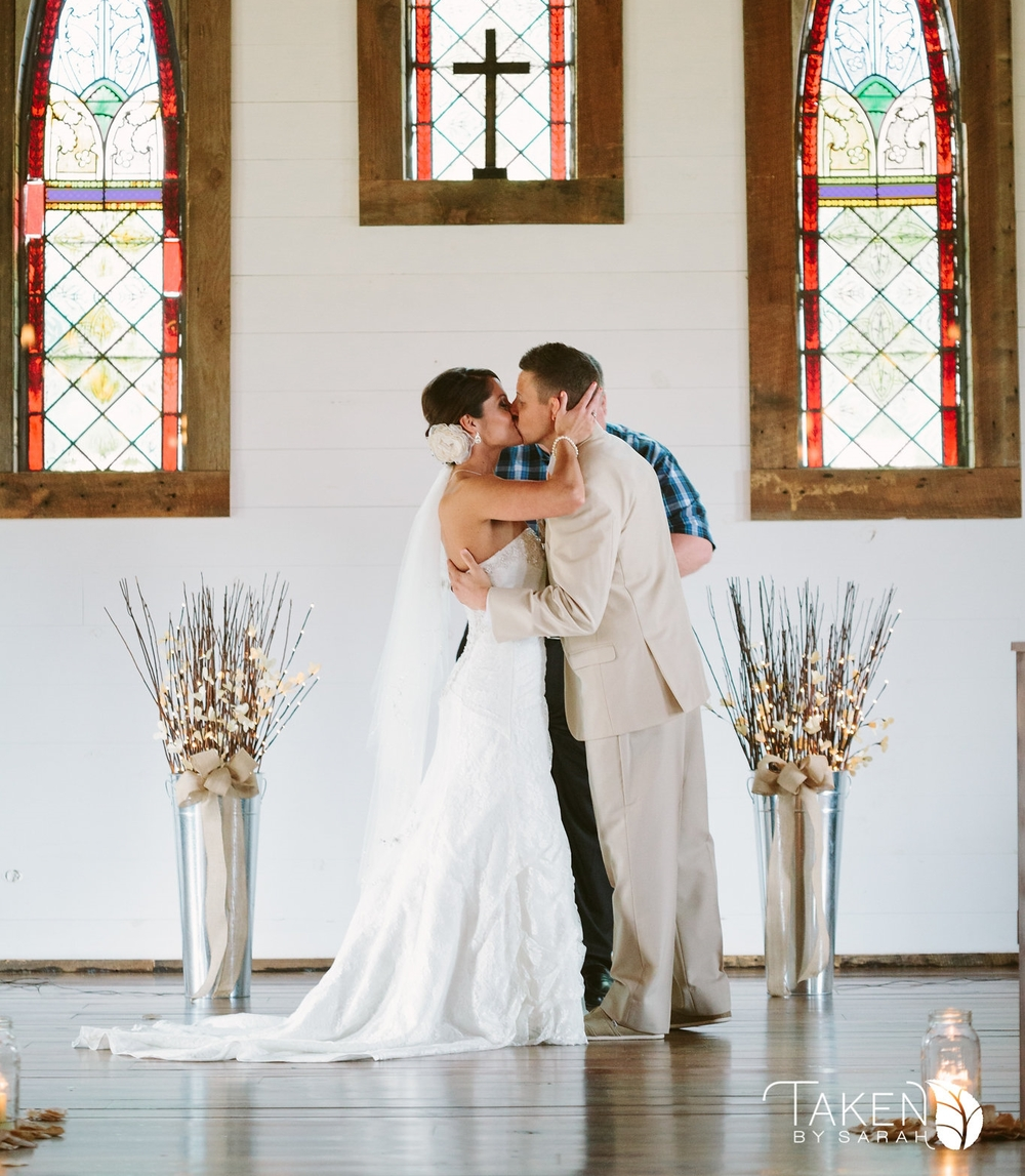 The Chapel at Hidden Acres | Taken by Sarah Photography