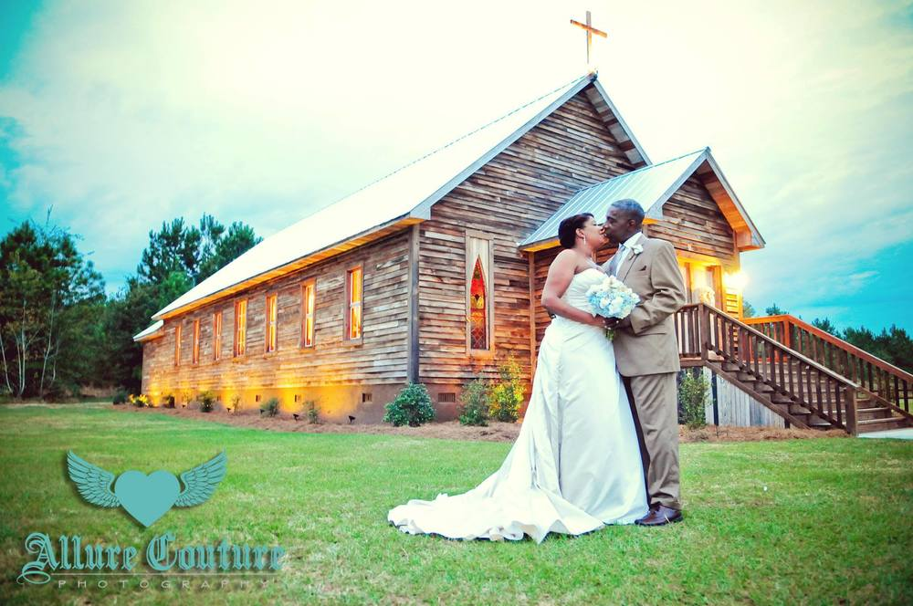 The Chapel at Hidden Acres | Allure Couture Photography