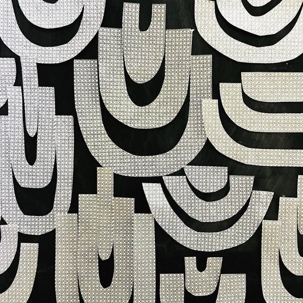 ink and indigo, emily mann, pattern play 5, collaged security envelopes, modern collage.jpg