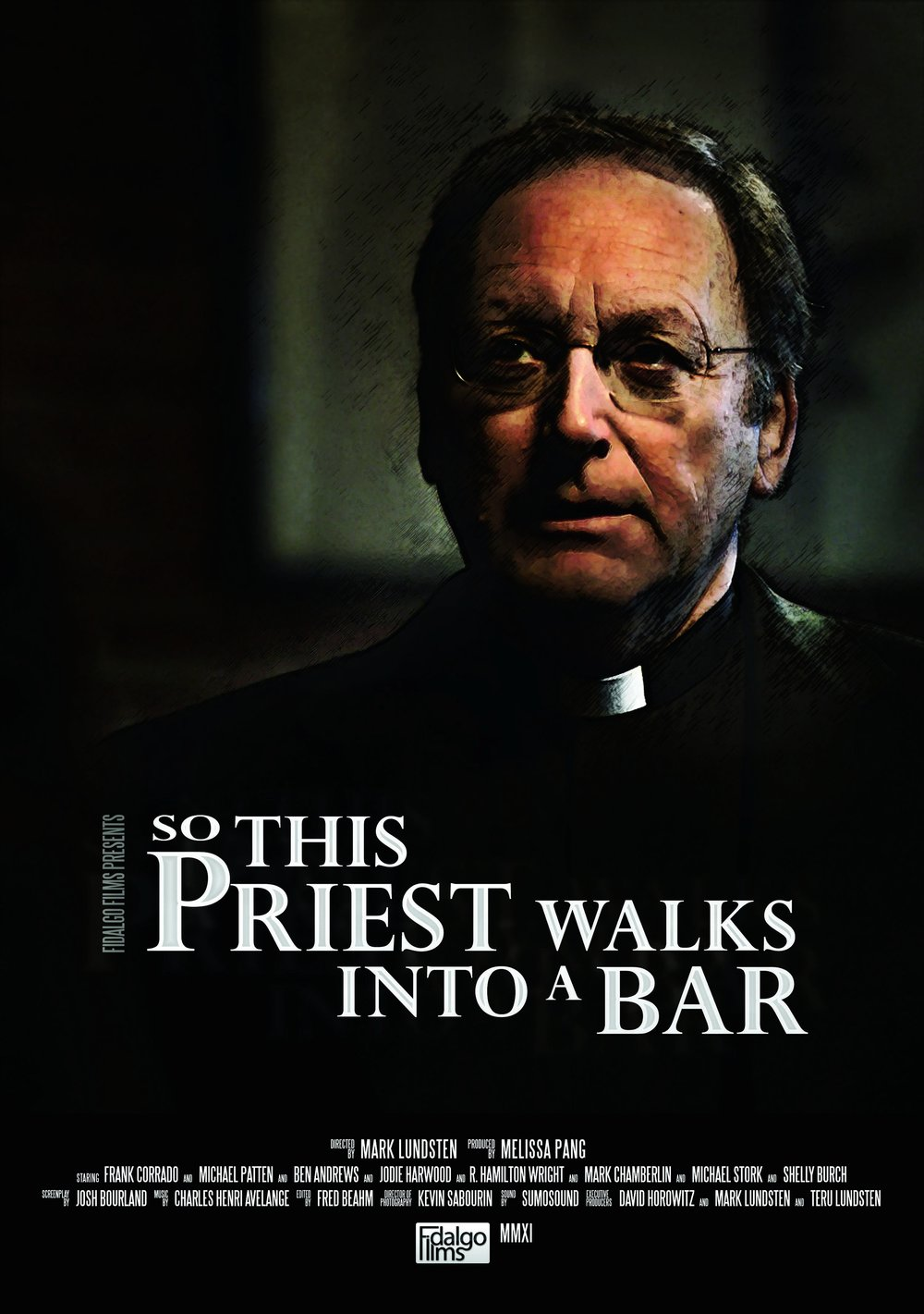 So This Priest Walks into a Bar (2011) Composer