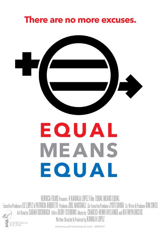Equal Means Equal (2016) Composer