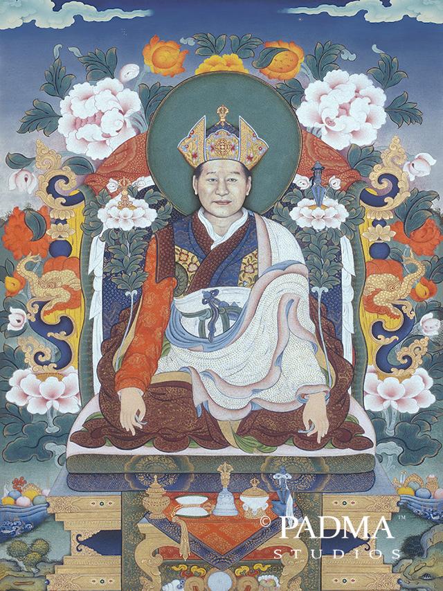 Kyabje Dudjom Rinpoche