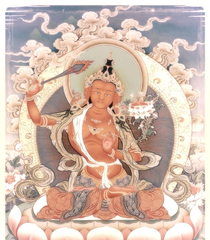 Manjushri Thanka