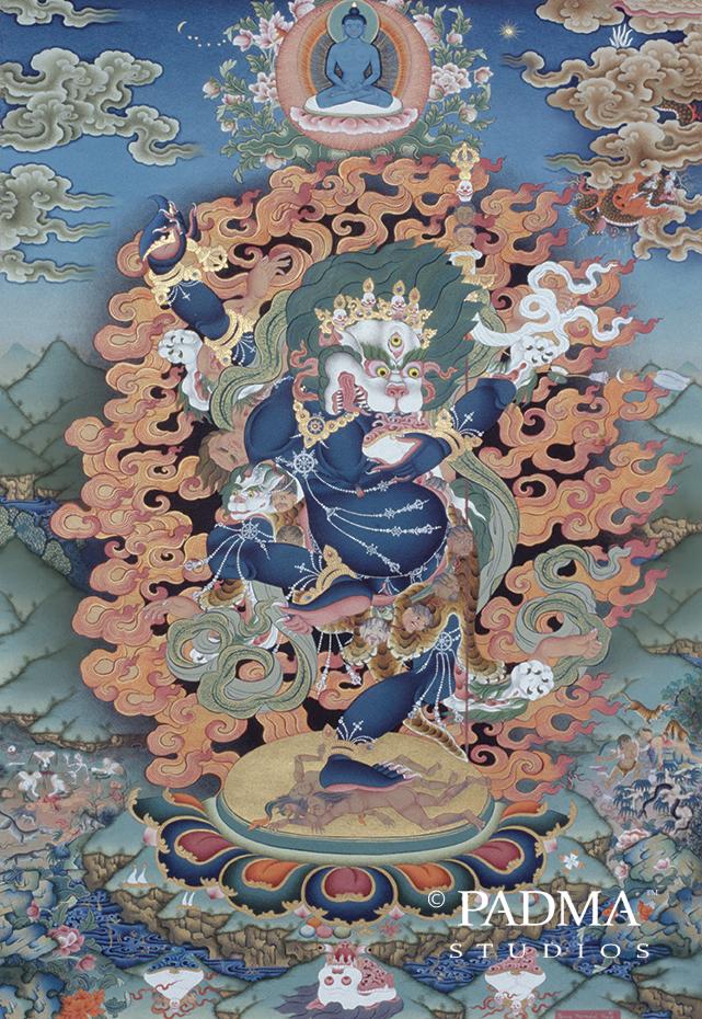 Simhamukha