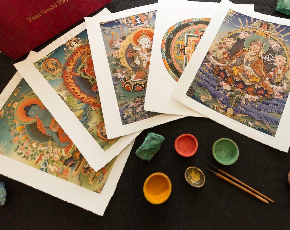 Prints from Celestial Portfolio