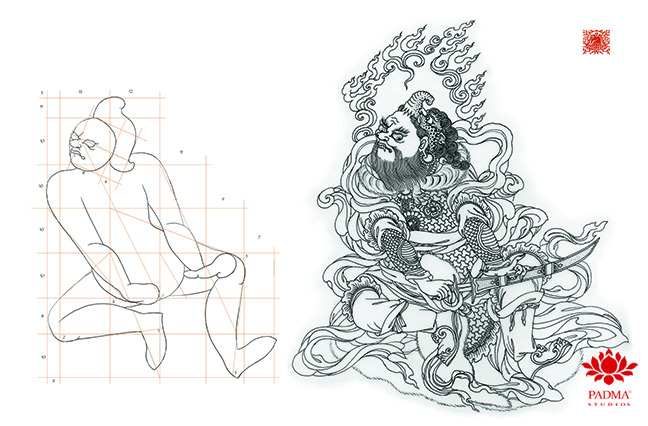 two drawings of dritrashrata with PS logo copy.jpg