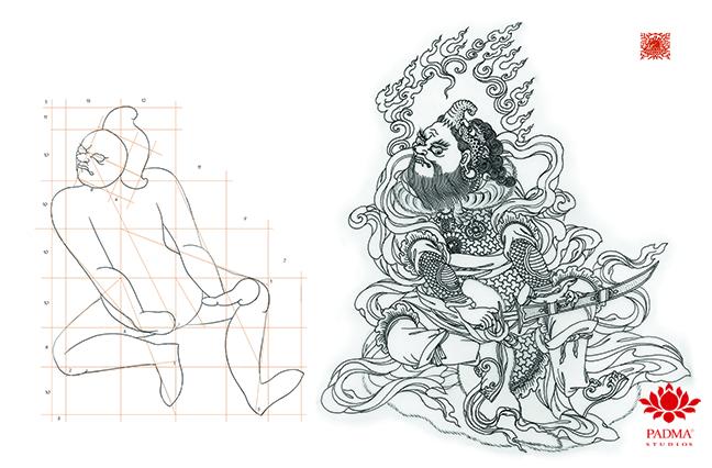 two drawings of dritrashrata with PS logo copy.jpg