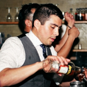 JULIO XOXOCOTLA  Bartender The Wayland / The Rum House
