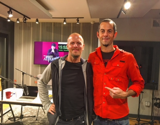 with Tim Ferriss