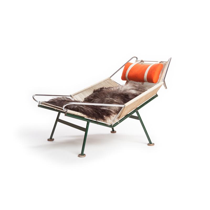 Flagline Halyard Chair By Hans Wegner U2014 Marmet