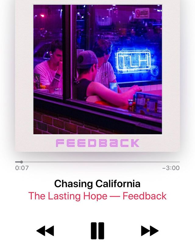 New album out on Apple Music!