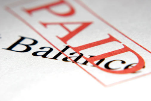 paid loans