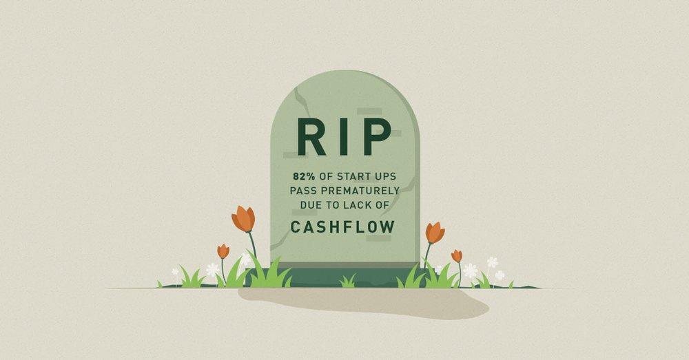cash flow dead