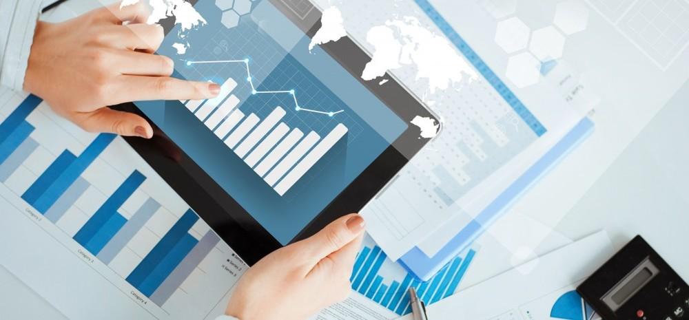 online business graphs
