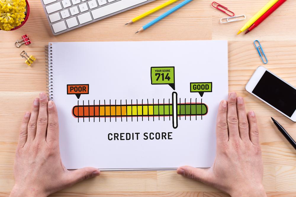 credit score assessment