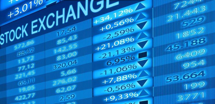 stocks exchange board