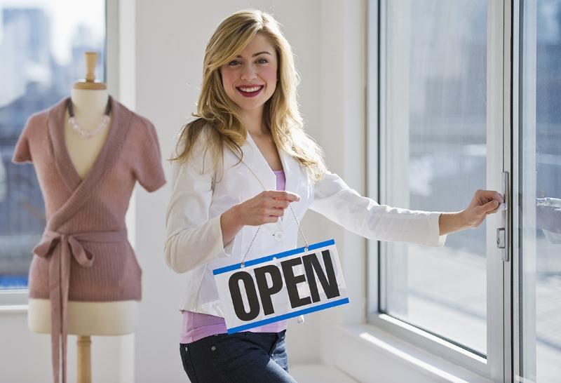 new store opened