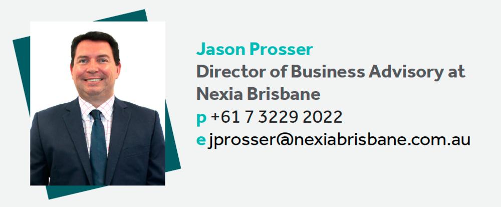 Jason Prosser - Contact details