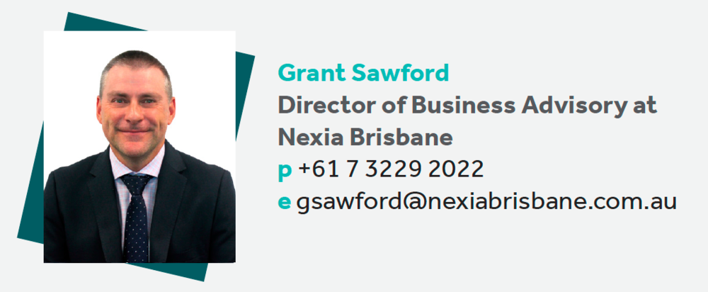 Grant Sawford - Contact details