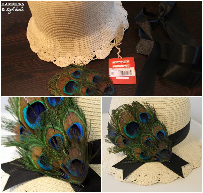 Head Over Heels Diy Friday My 2013 Kentucky Derby Hat