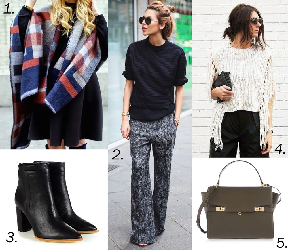 5 fall fashion pieces every gal needs!