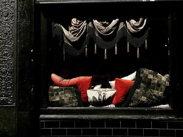 Soho Sun | SoHo | by @emmapratte #pillows #sunbleached #windowseat