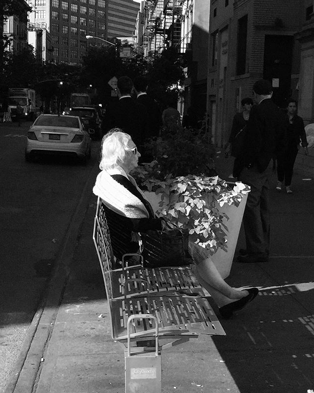a sunnier Sunday | Greenwich Village | by @emmapratte  #plasticframes #sunday #sun