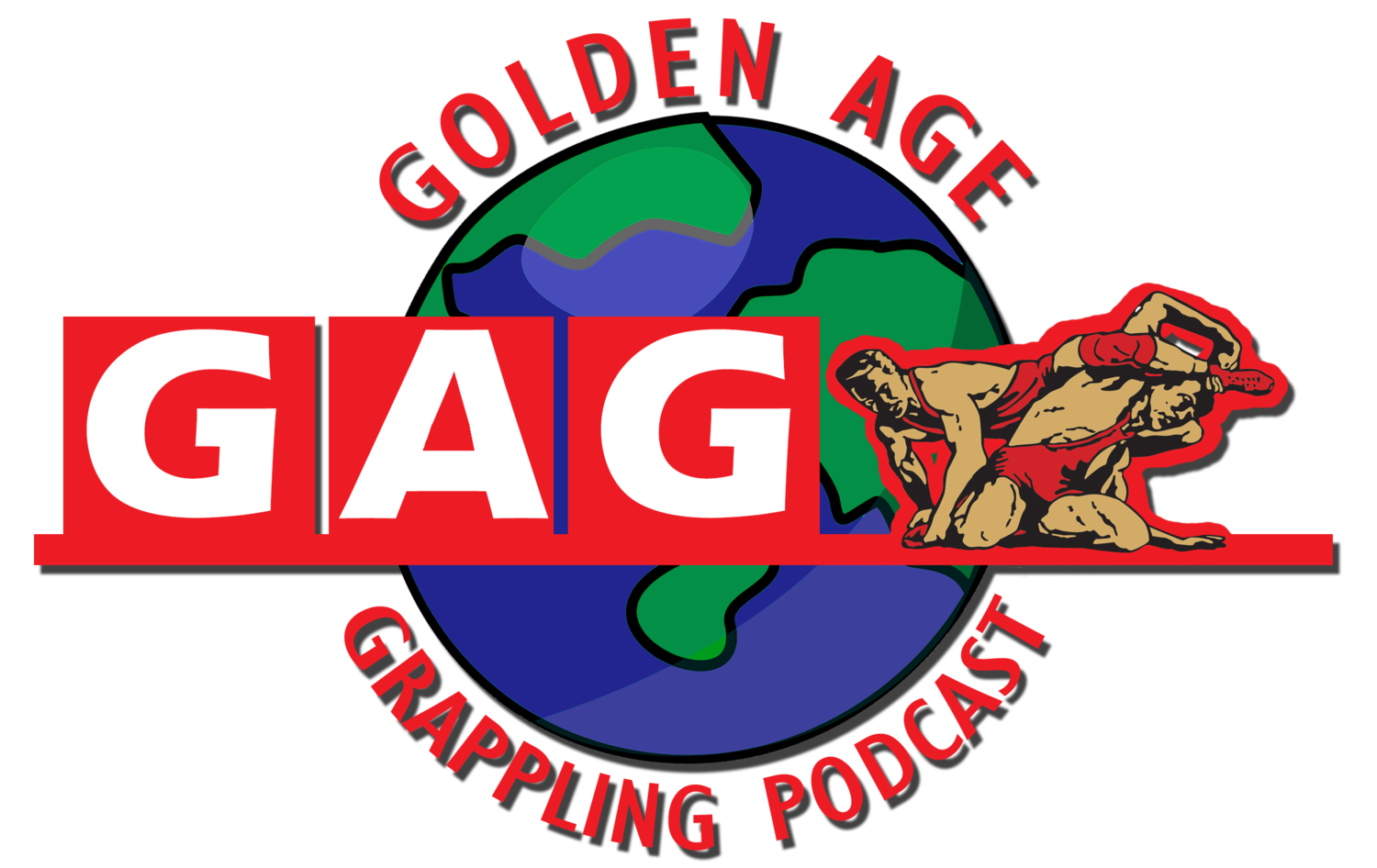 The Golden Age of Grappling Podcast!