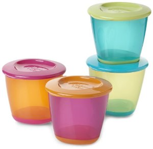Tommy Tippee Weaning Pots