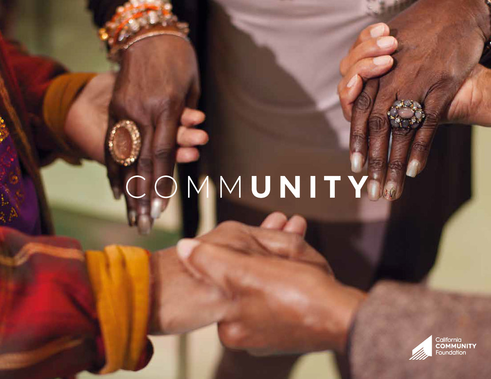 California Community Foundation Annual Report