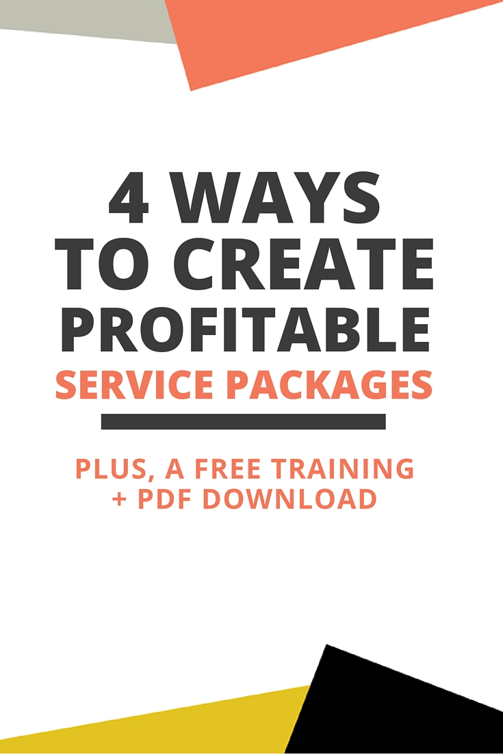 Don't you want to make money with your services? Are you still unsure how to package your services for your ideal client? Freelancers, coaches, virtual assistants, mompreneurs, I have you covered. via CaressaLenae.com