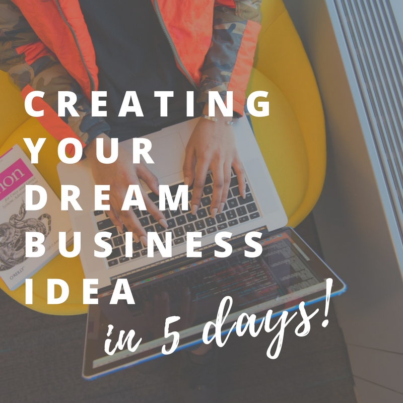 """I need help creating and defining my business idea."""