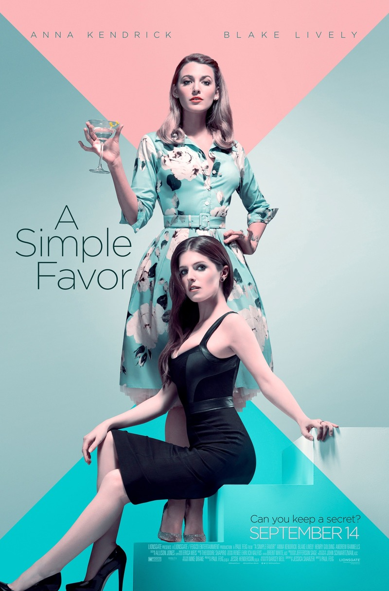 Free Tickets To A Simple Favor
