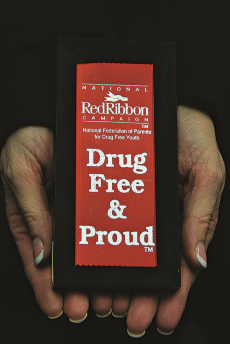 Drug Free and Proud
