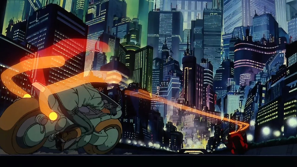 AKIRA + BLACK CAB + Taiko Drumming - Katsuhiro Otomo's anime masterpiece AKIRA with an original, live score by Black Cab hosted at the legendary Astor theatre.