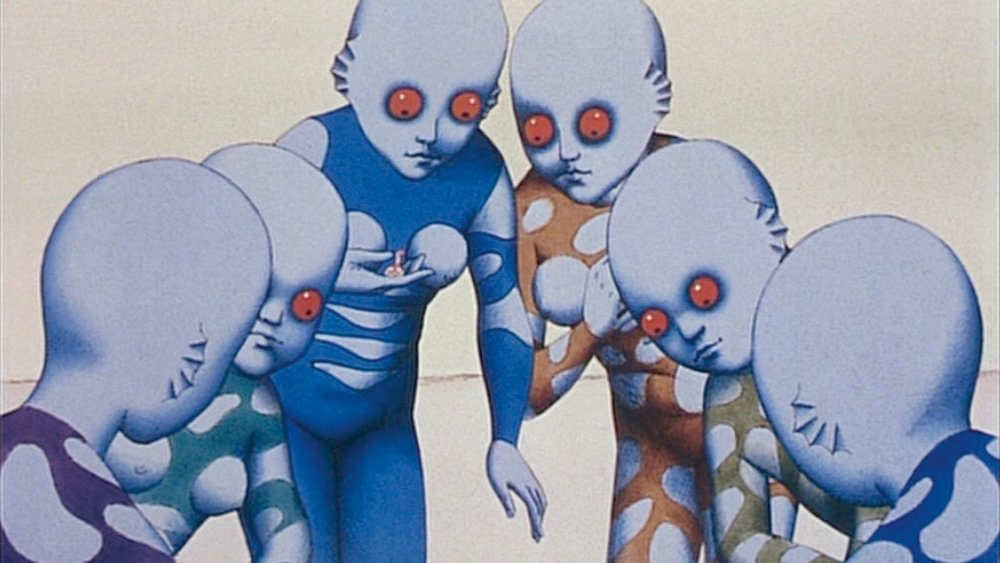 Fantastic planet + krakatau  - Prog-rock/jazz fusion act Krakatau reimagine the soundscape of the sci-fi fable Fantastic Planet at the Melbourne International Film Festival