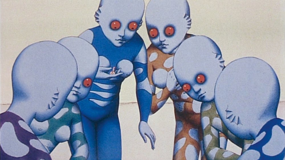 Fantastic planet + krakatau - Prog-rock/jazz fusion act Krakatau reimagine the soundscape of the sci-fi fable Fantastic Planet at MIFF2017