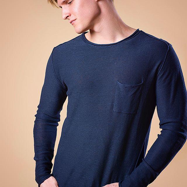 Blue De Genes O Neck Long Sleeve TShirt | The Perfect Summer Long Sleeve | Luxurious Linen Cotton Blend | 📷@thebrokentide | Model @chaziebly | Now Available in the shop-germain.com |  #germain #shopgermain #maisongermain #menshop #mensfashion #mensboutique#mensclothing#menstyle #menwithclass#highfashionmen #instafashion #hautefashion #bluedegenes #genoa#bdg#instagram #instacollage #instagrammers #igers #instamood #instafashion #luxury #ultraluxury #copenhagen #chicago #bluedegenes