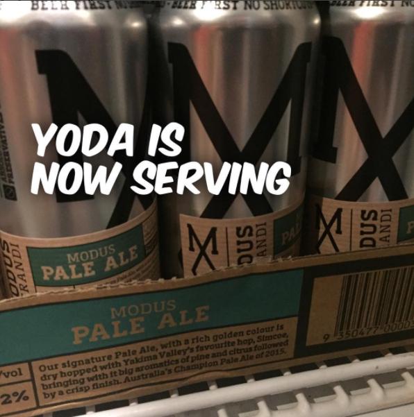 Modus Operandi Beer